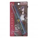 預購日本周邊《刀劍亂舞》筆型剪刀 隨身剪刀(明石國行)