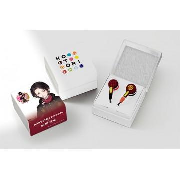預購.日本周邊《刀劍亂舞》KOTORI loves. 101 耳機